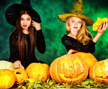 Five Stages of Halloween Costumes with a Tween