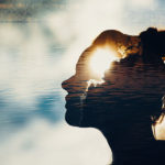 Woman seeking purpose