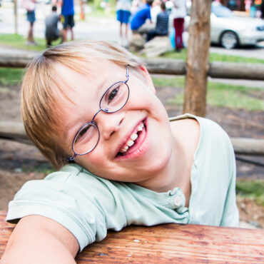 My Down Syndrome Son Keeps Me on My Toes