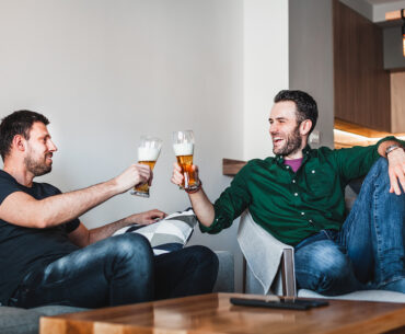 Rituals Your Son's College Roommate Can't Wait to Take Over For You