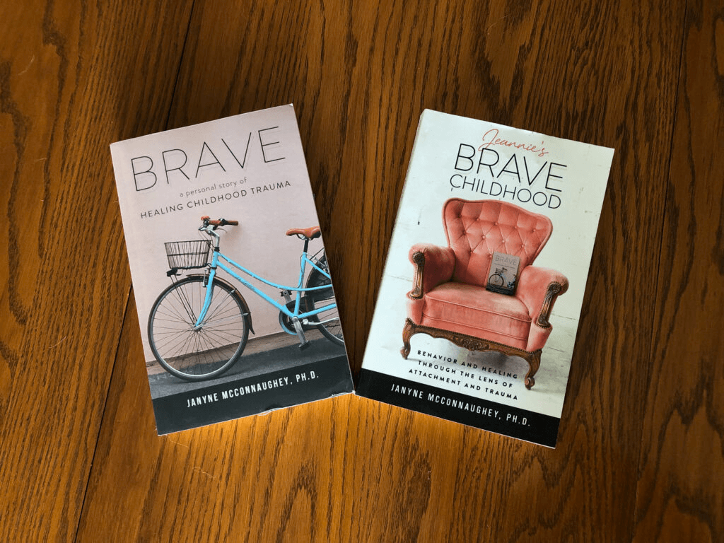 Jeannie's Brave Childhood – There is Hope