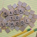 Back to School Scrabble Tiles