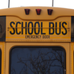 School Bus Emergency Door