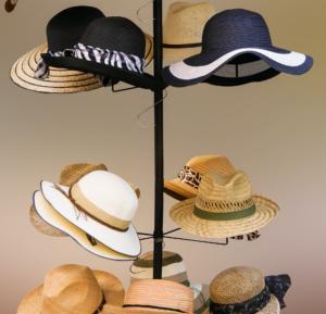 Many hats