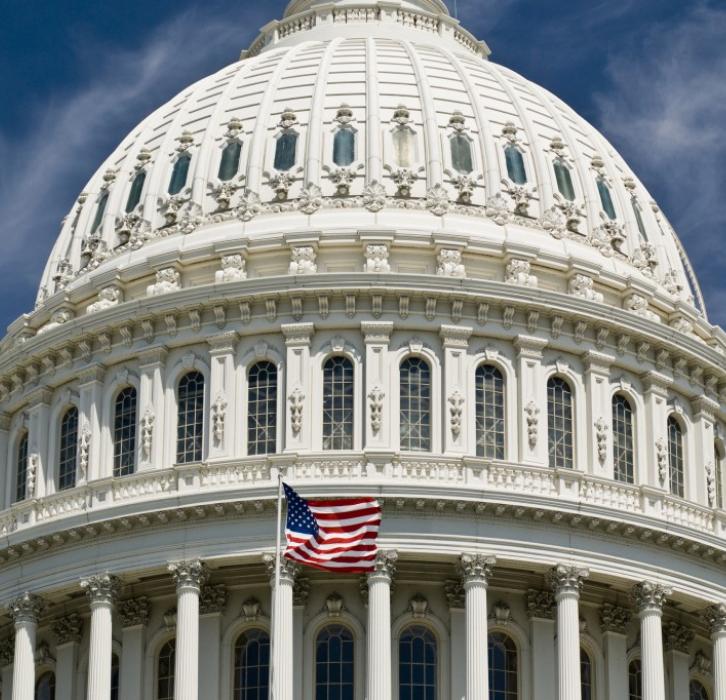 US Capitol Building - Advocacy
