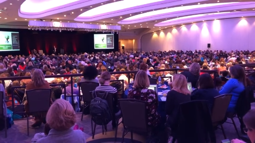 CTSS2019: A Packed House!