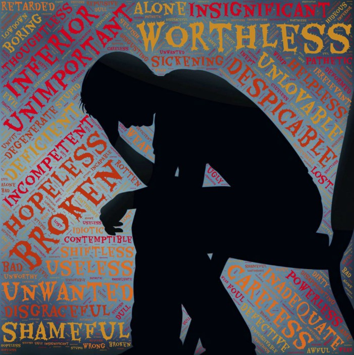 It's Not Always Depression. Sometimes It's Shame.