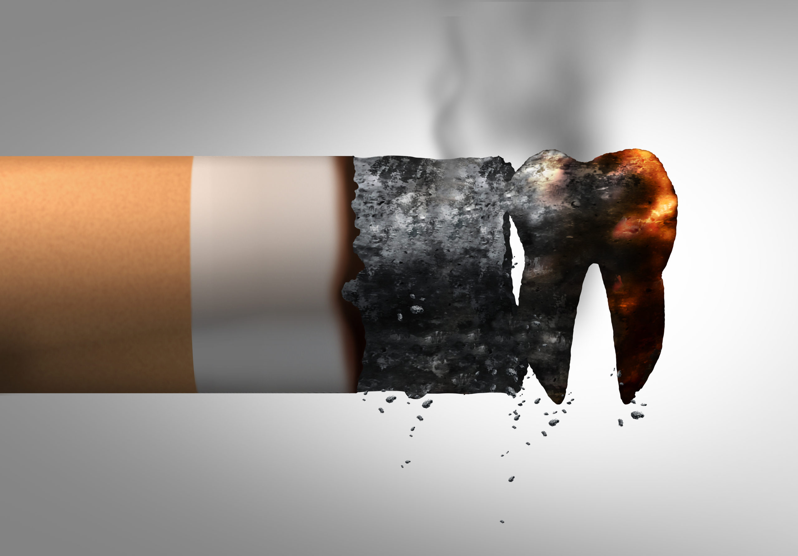 how smoking impacts oral health design dentisty