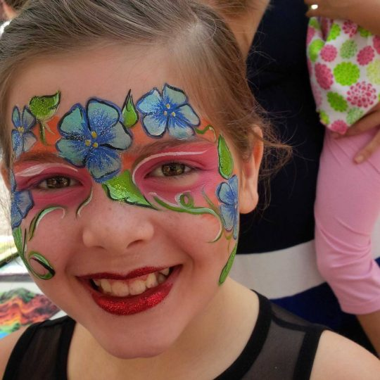 Face Painting Artist