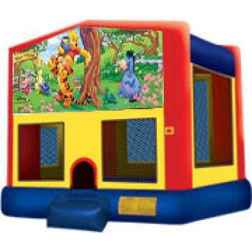 Winnie The Pooh Bounce House