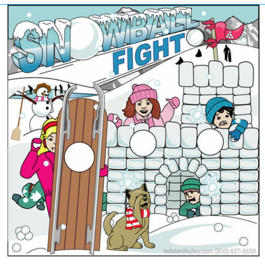 Snowball Fight Game