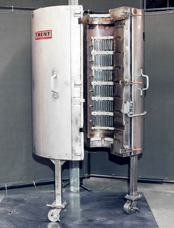 TRENT Industrial Plit Jacket Electric Heater