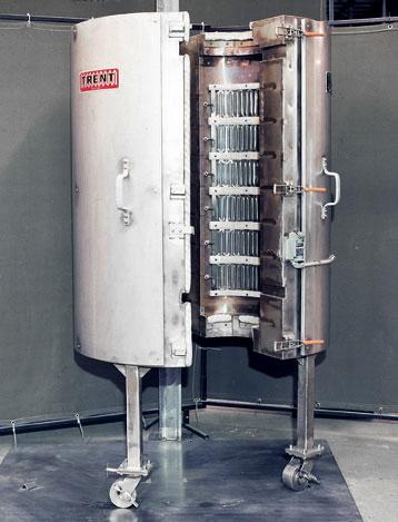 TRENT Industrial Plit Jacket Electric Heater