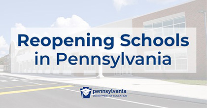 Reopening Schools in PA