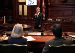 September 26, 2018: PA Legislative Arts & Culture Caucus Meeting.