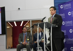 June 4, 2015: Senator Costa joins Local Officials in Celebrating 125 years of Caring at Children's Hospital