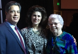April 11, 2019:  Sen. Jay Costa was honored at Pittsburgh's Elly Awards  with The Impact Award.