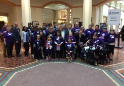 Epilepsy Awareness Day :: April 25, 2017