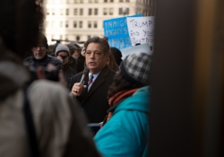 January 22, 2019: Senator Jay Costa  joined #TuesdaysWithToomey to call for an end to the government shutdown.