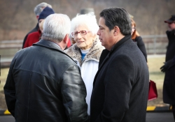 Sen. Costa joins Dept of Conservation and Natural Resources Secretary Cindy Adams Dunn to announce grant funding for local projects :: January 28, 2016
