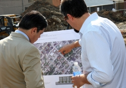 July 10, 2014: Senator Costa attends groundbreaking ceremony for ONE Homestead Townhomes and Apartments