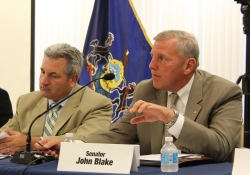 Joint Committee Hearing Focus on Emergency Preparedness :: August 24, 2016