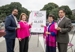 Breast Cancer Awareness Month :: October 2, 2018