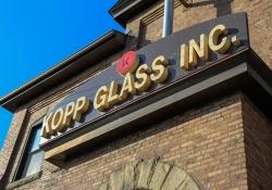 May 29, 2015: Senator Costa Tours Kopp Glass