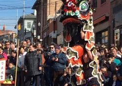 February 21, 2016: Sen. Costa Attends the Lunar New Year Parade