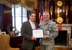 National Guard Award :: October 17, 2018