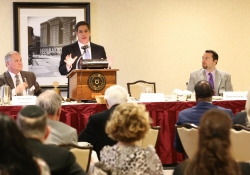 March 14, 2018: Sen. Costa speaks to the Rotary Club of Pittsburgh at the Omni William Penn Hotel downtown.