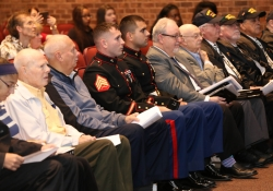 Steel Valley School District's annual Veterans Day Event :: November 10, 2016