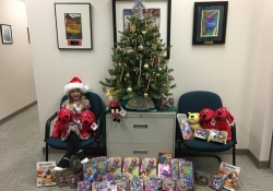 Toy Drive :: December 23, 2016