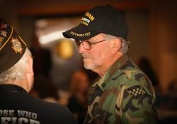 November 12, 2015: Senator Costa hosts Veterans' Fair.