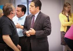 November 6, 2015: Senator Jay Costa holds Veteran's Luncheon