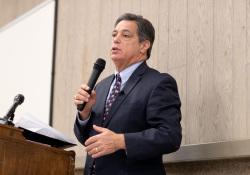 November 8, 2019: Senator Jay Costa hosts luncheon to honor veterans.