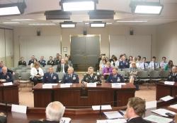 Veterans Affairs & Emergency Preparedness Meeting :: June 6, 2017