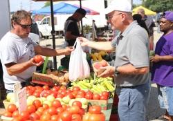 Wilkinsburg Farmers Market :: August 9, 2018