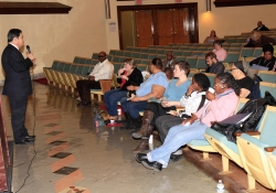 March 12, 2015: Senator Costa holds Town Hall Meeting in Wilkinsburg