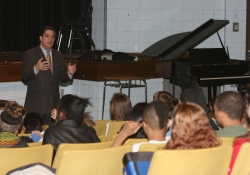 Woodland Hills Junior High Career Day :: March 20, 2014