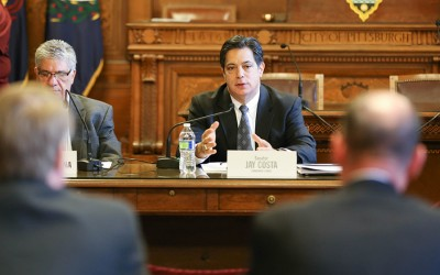 State Senate Hearing in Pittsburgh Focuses on Opiate Addiction Treatment
