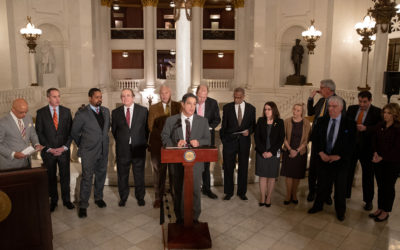 Senate Democratic Caucus Details Local Impacts of Federal Shutdown, Outline State Remedies