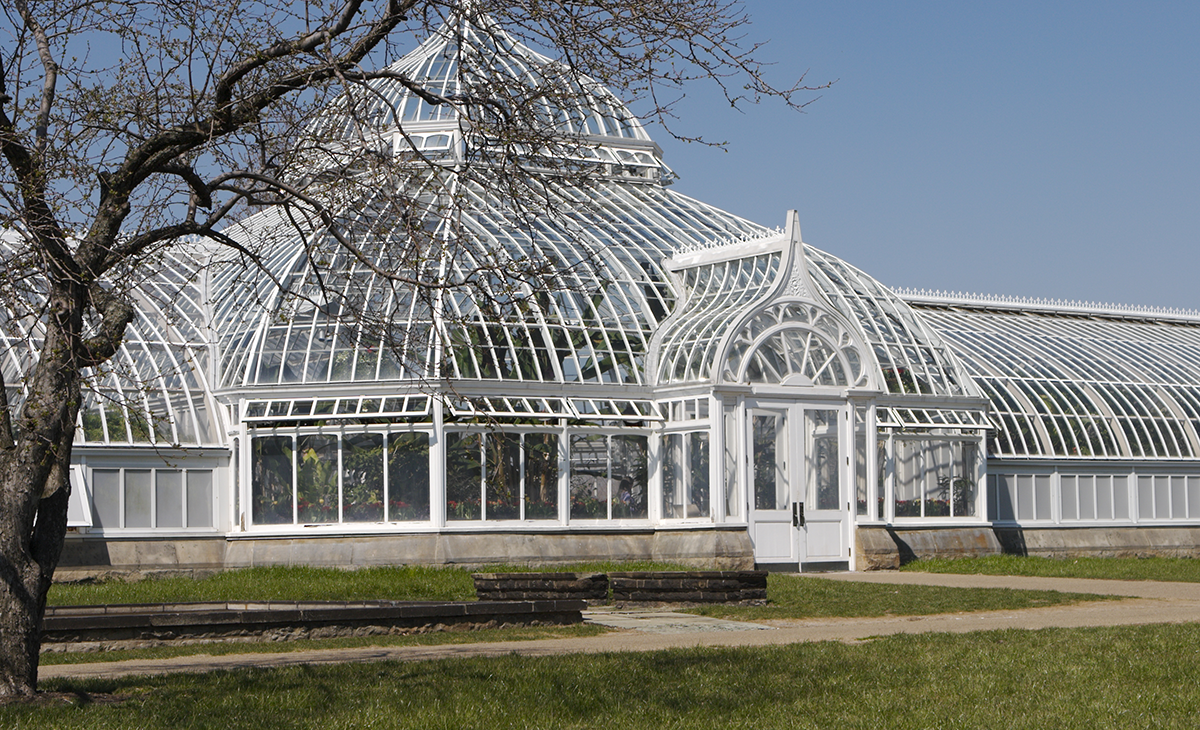 Phipps Conservatory in Pittsburgh