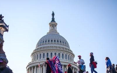 PA Senate Democrats Release Statement on Violent Protest in DC