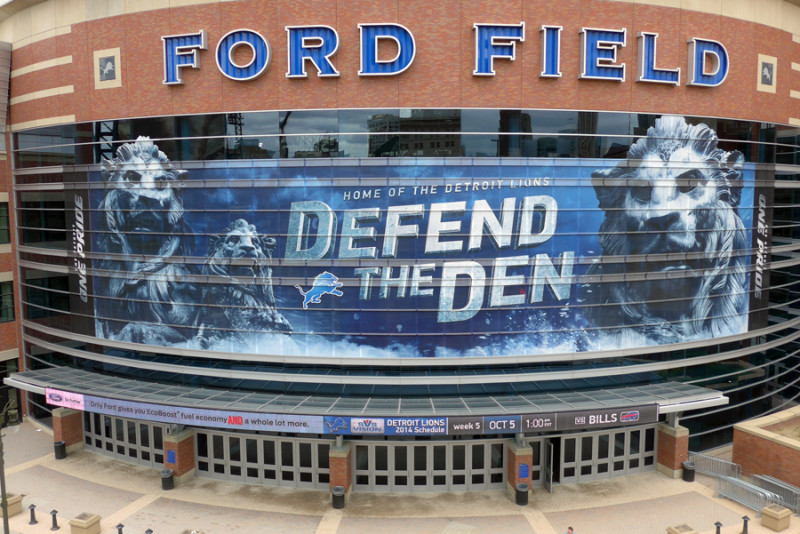 Defend the Den Window Graphic