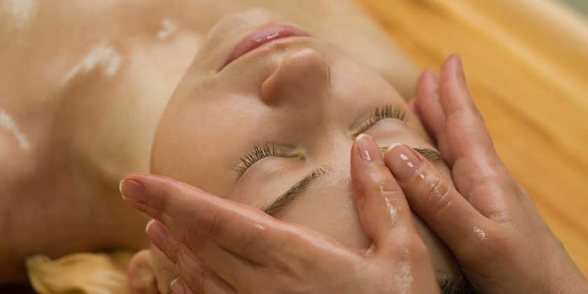 Luxurious Facials in Sanctuary Spa in Houston