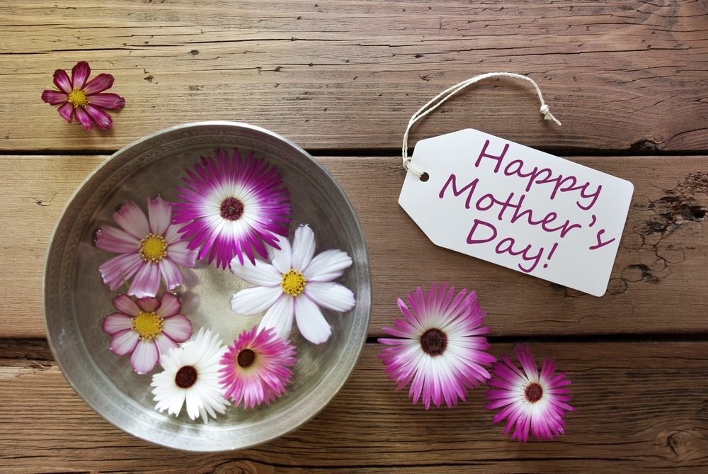 Happy Mother's Day from Sanctuary Spa Houston