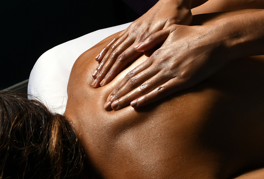 Holistic Massage at Sanctuary Spa Houston