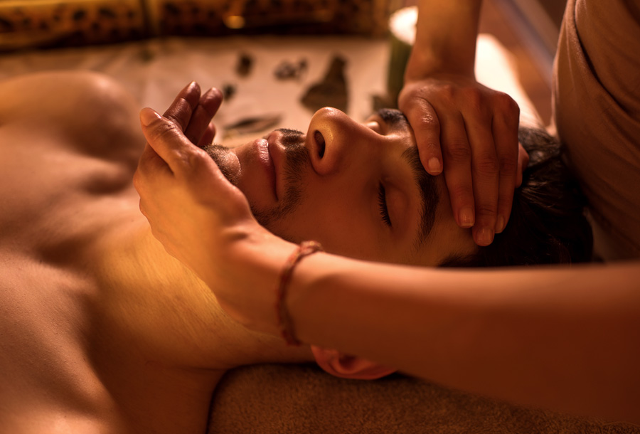 Spa Services for Men at Sanctuary Spa Houston