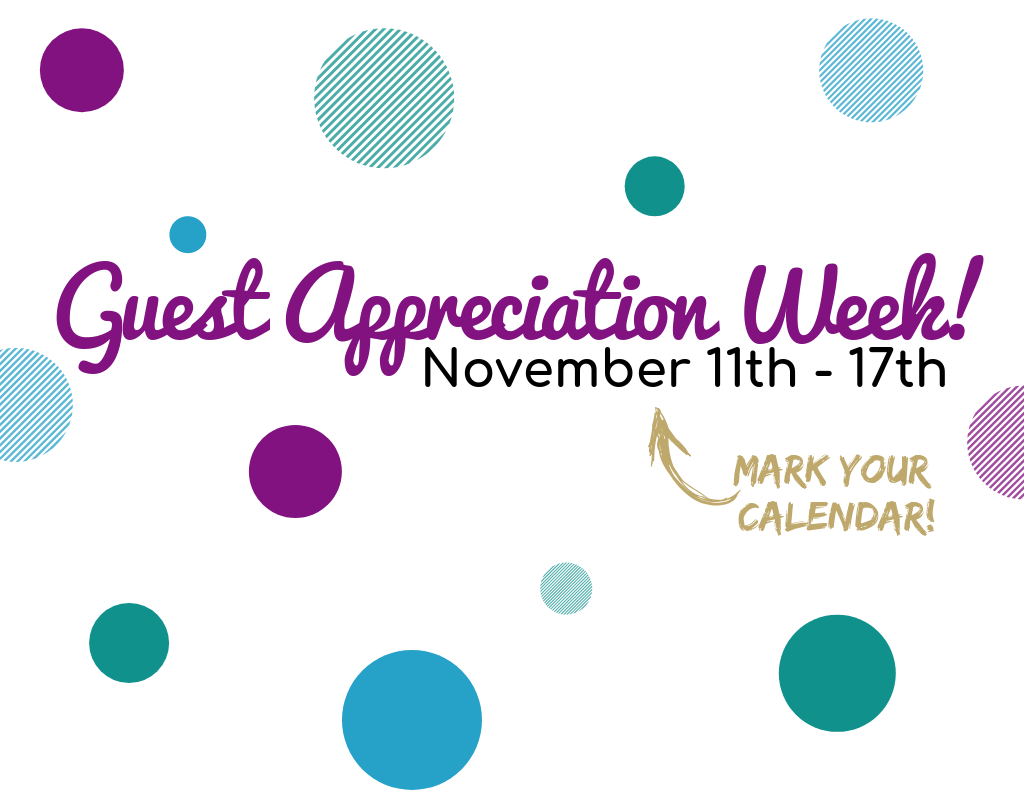 Sanctuary Spa Guest Appreciation Week